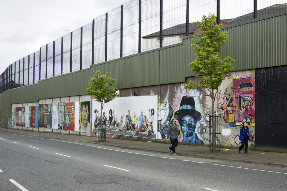 Northern Ireland Peace Murals